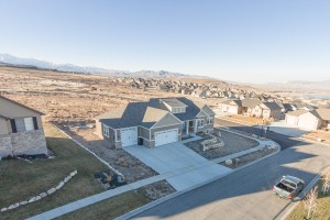 aerial photography real estate utah
